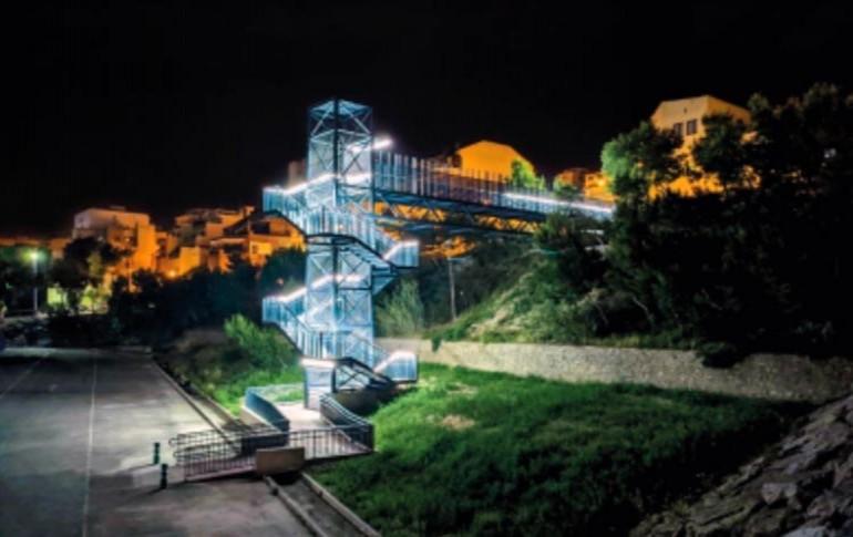 Threeline y la Iluminación exterior con tiras LED