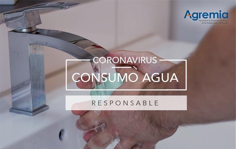 Consumo de agua responsable durante el confinamiento