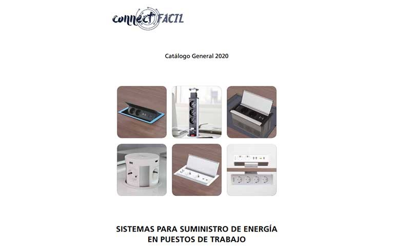 Guijarro Hermanos nos presenta el catálogo 2020 de Conect Fácil