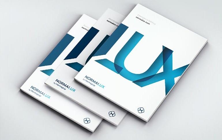 Nueva edición del catálogo Normalux 2021