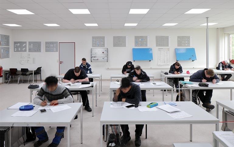 LEDVANCE apuesta por Biolux HCL para mejorar el rendimiento en las aulas