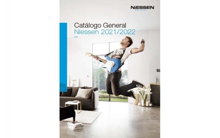 Nuevo catálogo general 21-22 de Niessen