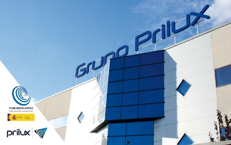 Grupo Prilux recibe el Sello PYME Innovación