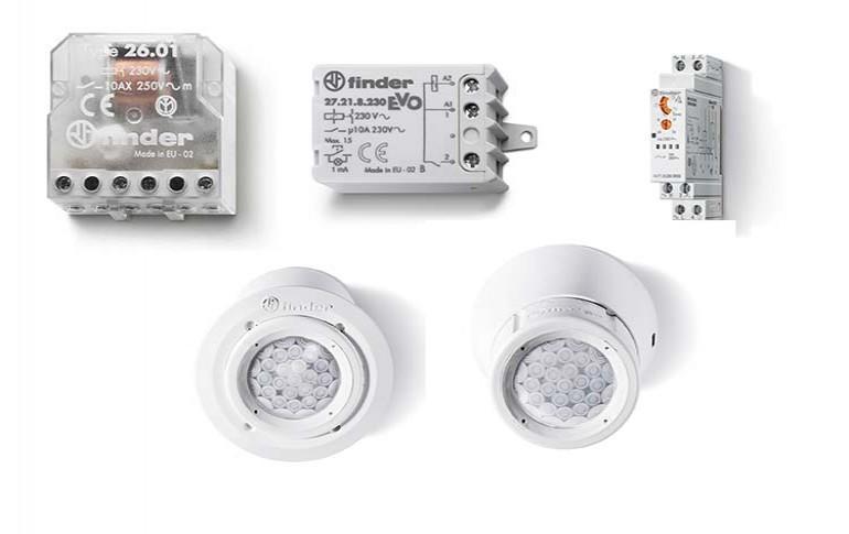 Soluciones Finder para el ahorro energético en casa