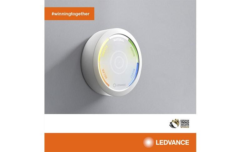 Biolux de LEDVANCE, premiado en los 'German Innovation Award 2020'