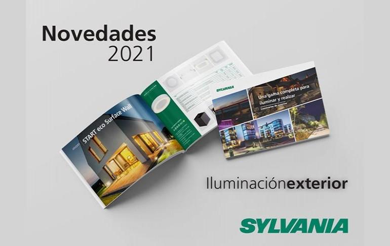 Nuevo catálogo de iluminación exterior de Sylvania