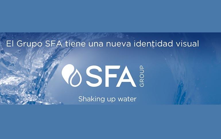 Nueva identidad visual del grupo SFA