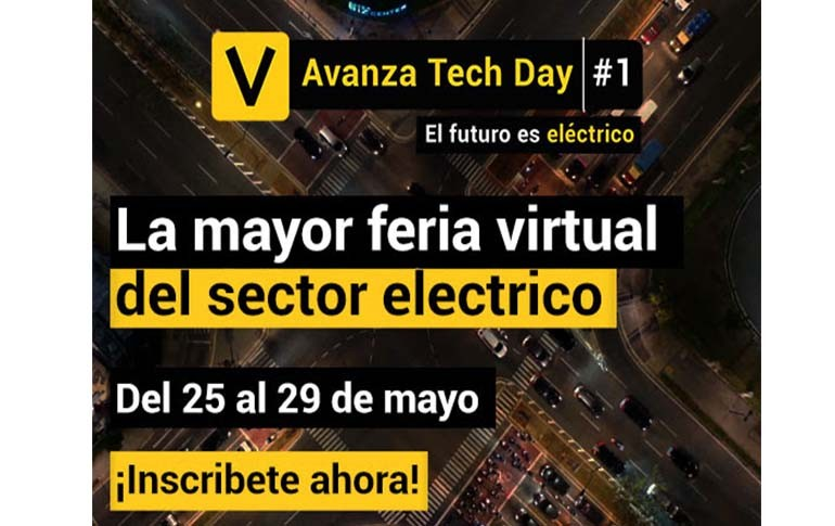 Prilux en la feria virtual Avanza Tech Day