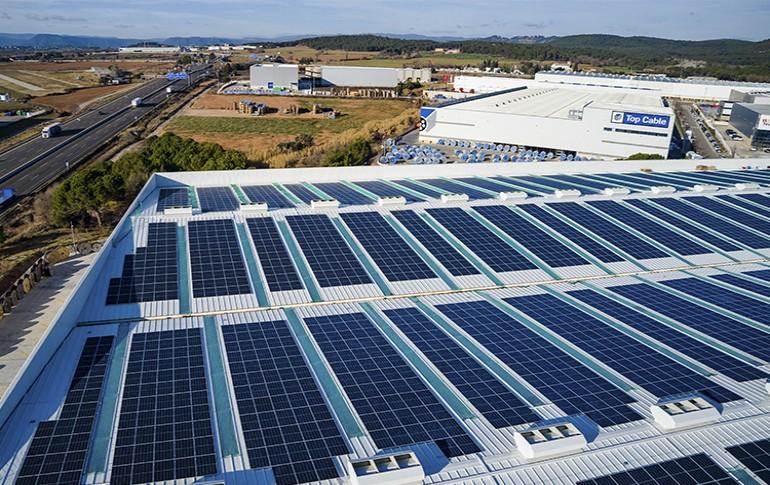 Top Cable apuesta por el autoconsumo solar