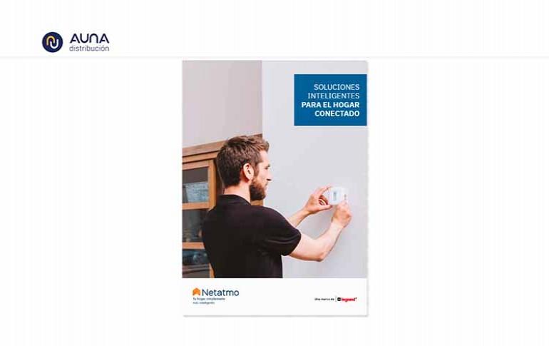 Nuevo catálogo de soluciones Netatmo de Legrand