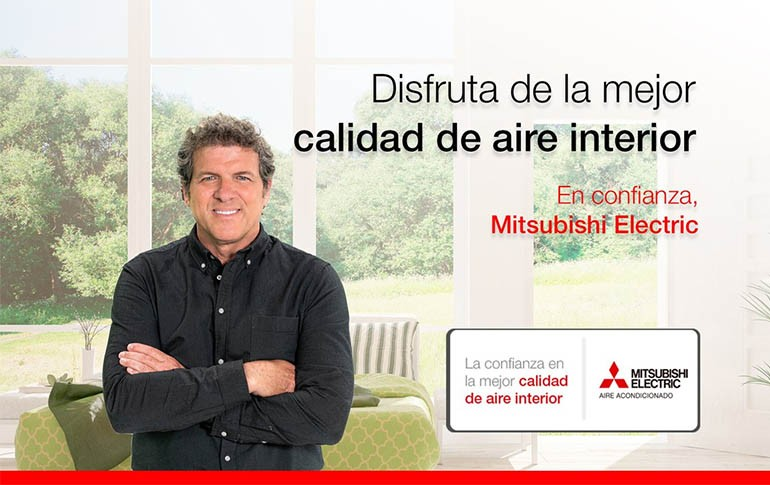 Mitsubishi Electric y Mario Picazo resuelven dudas sobre la Calidad de Aire Interior