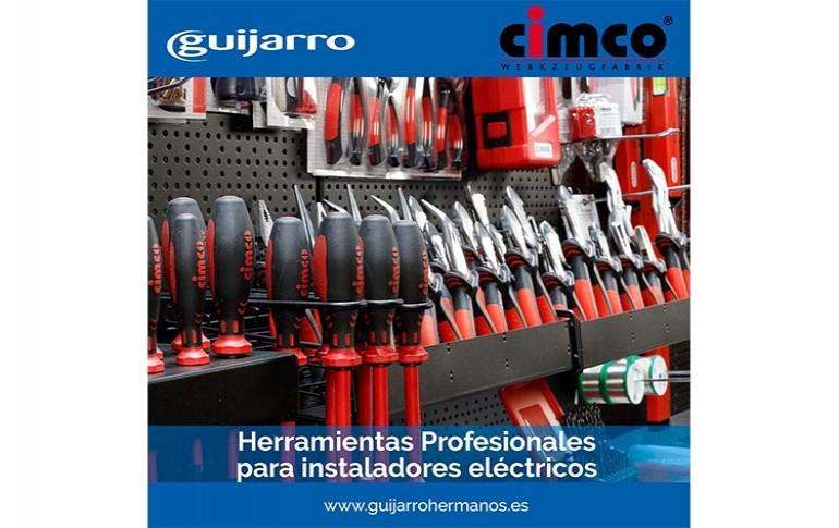 Herramientas CIMCO en Guijarro Hermanos