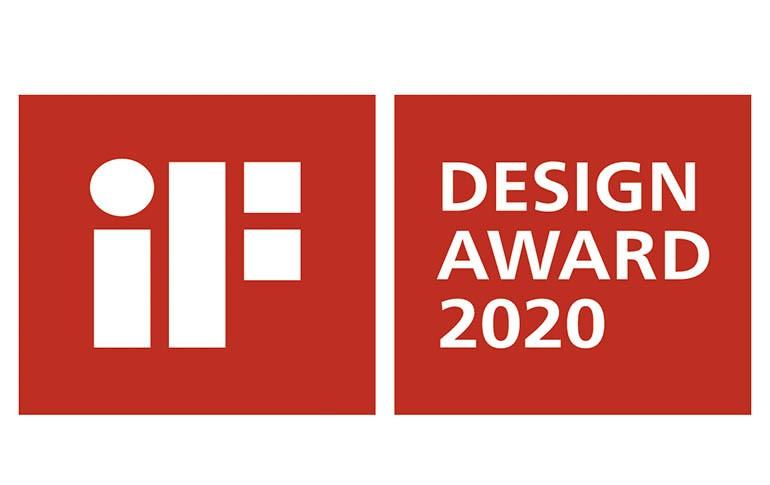 Premios iF DESIGN AWARD 2020