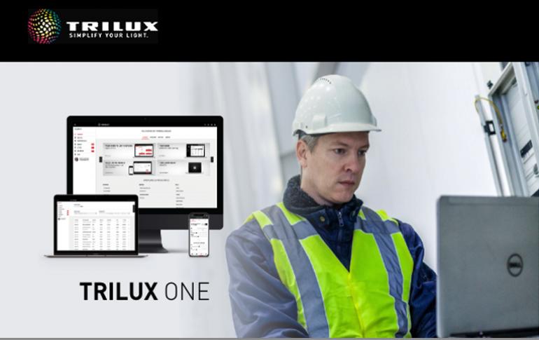 TRILUX ONE para un trabajo más eficiente