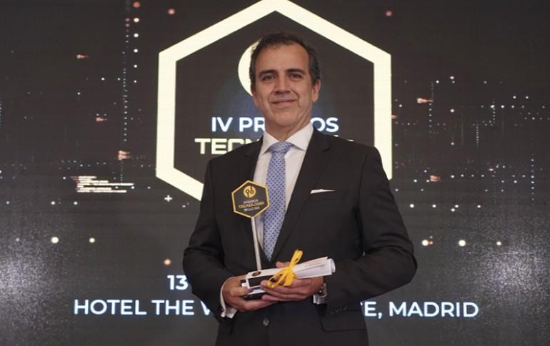 Phoenix Contact galardonado en los Premios Tecnología Siglo XXI 2021