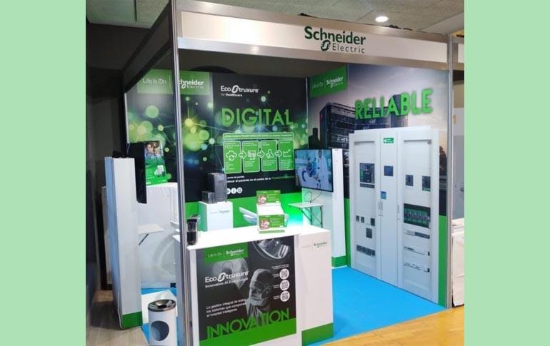 Soluciones de Schneider para el hospital digital