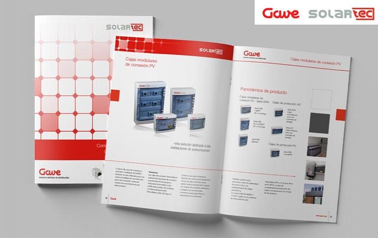 Nuevo Catálogo General Solartec de Gave
