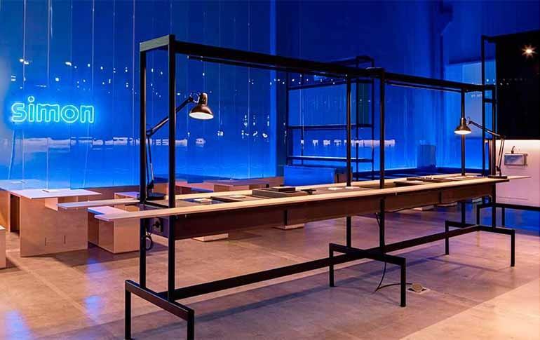 Nuevo Showroom de Simon en A Coruña