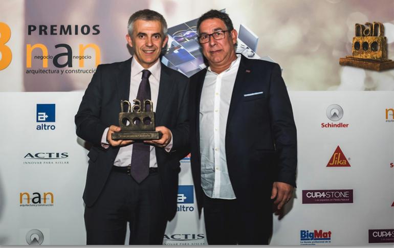 ABB premiada en los Premios NAN 2019