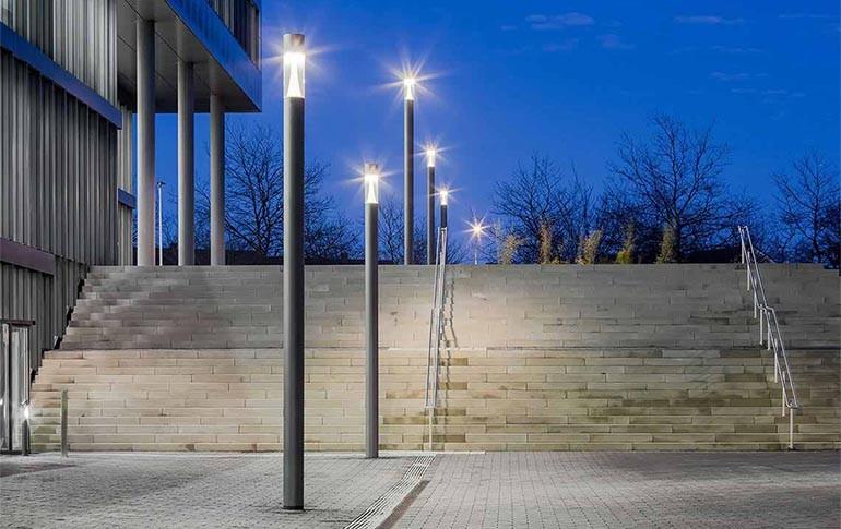TRILUX trabaja con el nuevo estándar D4i para las Smart Cities