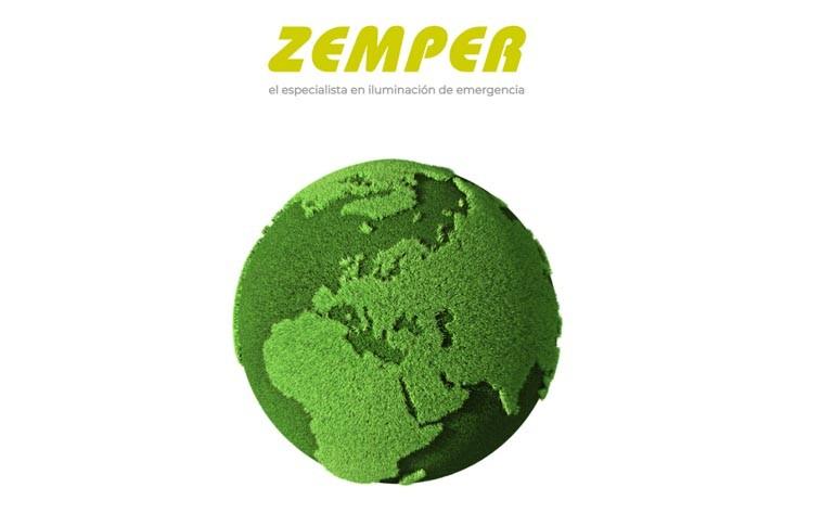 Nuevas luminarias de emergencia con batería de litio de Zemper
