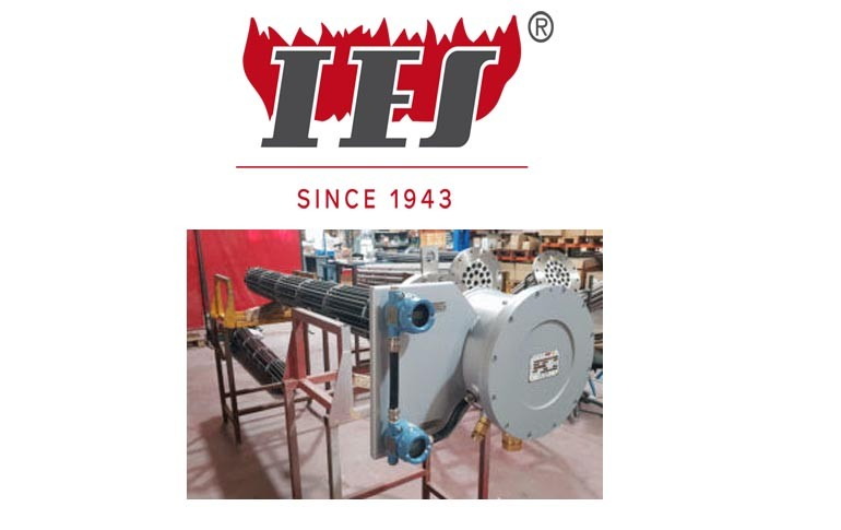 Calentador ATEX de IES