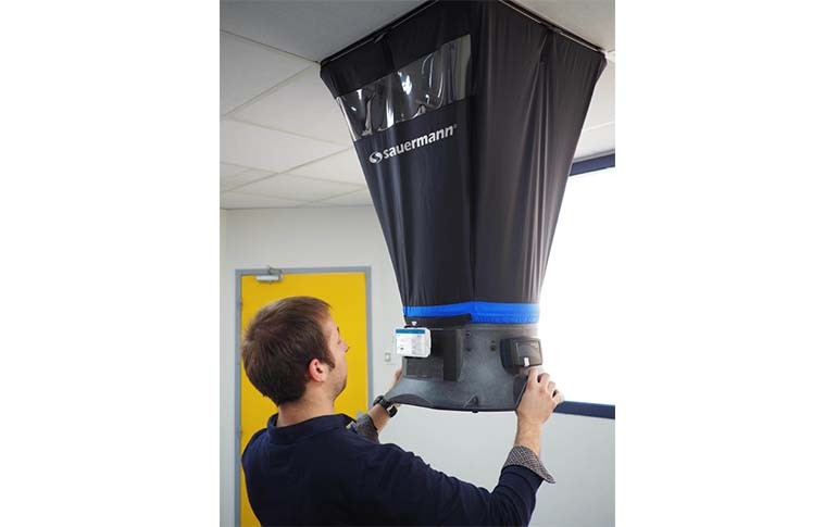 Tasa de renovación del aire interior: una medición esencial contra el COVID-19