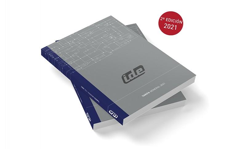 Tarifa IDE 2ª edición 2021