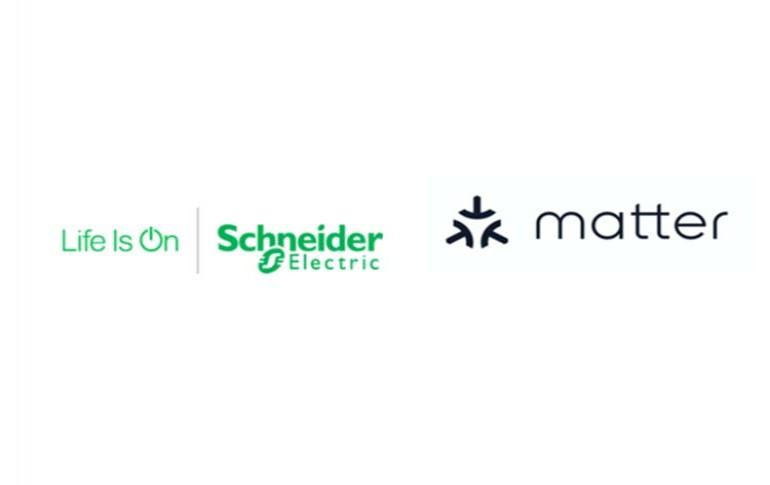 Schneider Electric integra el nuevo estándar Matter a su portfolio
