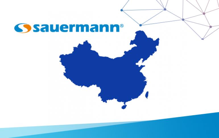 Grupo Sauermann ha integrado el distribuidor chino Megatech