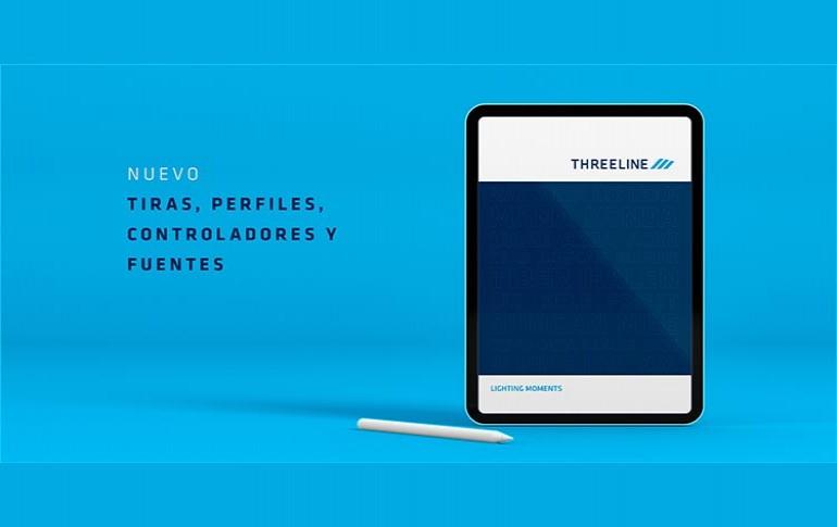 Nuevo catálogo de tiras LED de Threeline