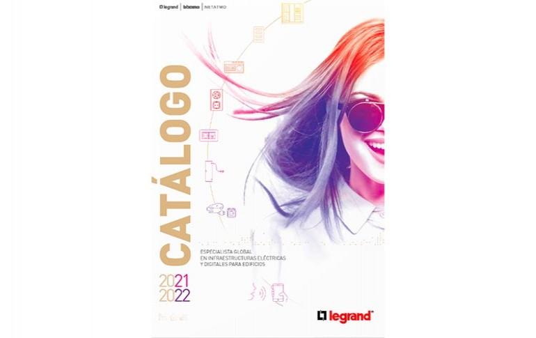 Nuevo catálogo Legrand 2021-2022