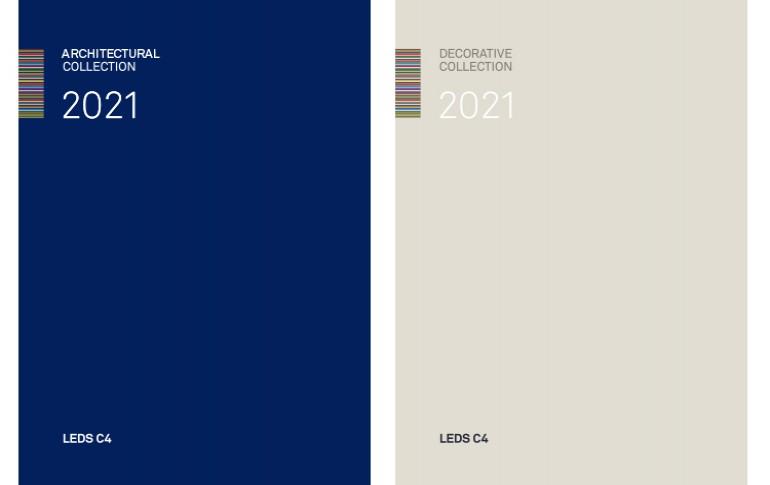 LEDS C4 presenta los nuevos catálogos para el 2021