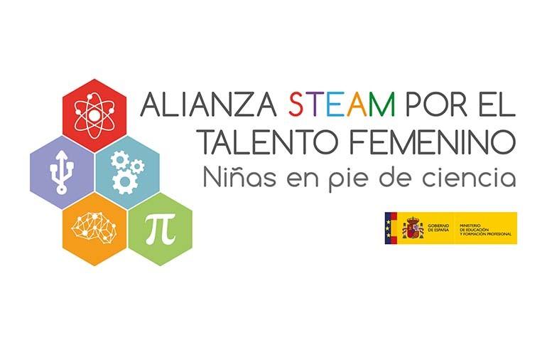 CONAIF se une a la Alianza STEAM por el talento femenino