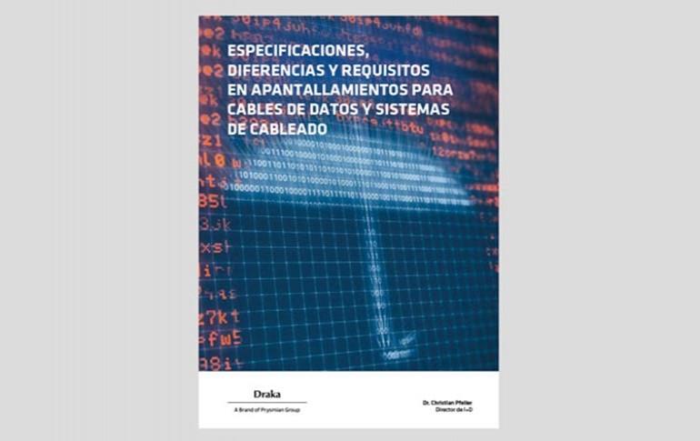 Nuevo libro blanco: Apantallamientos para cables de datos de Prysmian