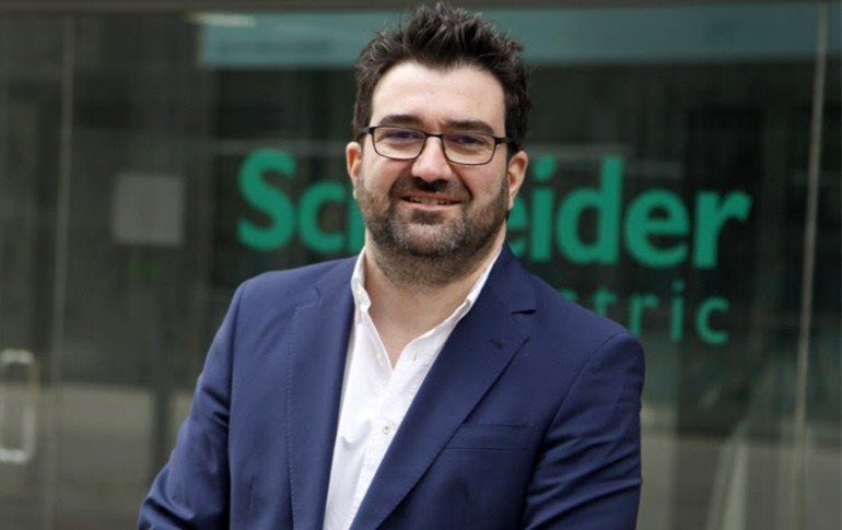Javier Arbués, nuevo Director de Distribución Eléctrica de Schneider Electric para Iberia