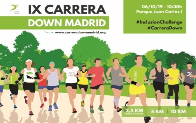 Mitsubishi Electric te anima a participar en la Carrera Solidaria de La Fundación Síndrome de Down Madrid