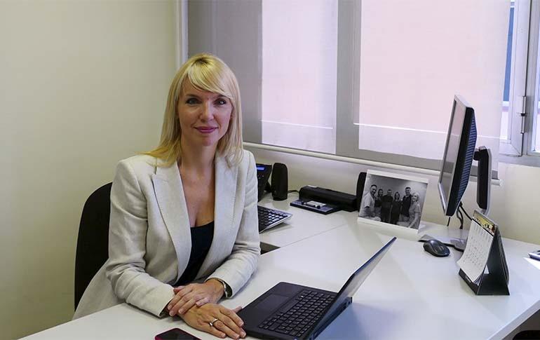 Yolanda Barba, nueva responsable de ventas de CIRPROTEC para España y Portugal