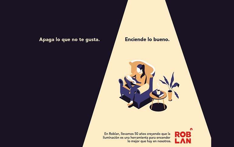 """""""Enciende lo bueno"""", la nueva campaña de Roblan"""