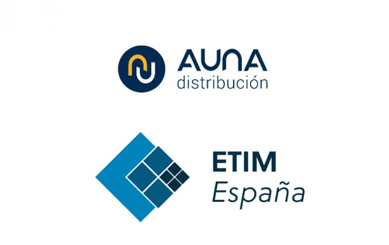 AUNA Distribución se une al proyecto ETIM de Plataforma Electronet