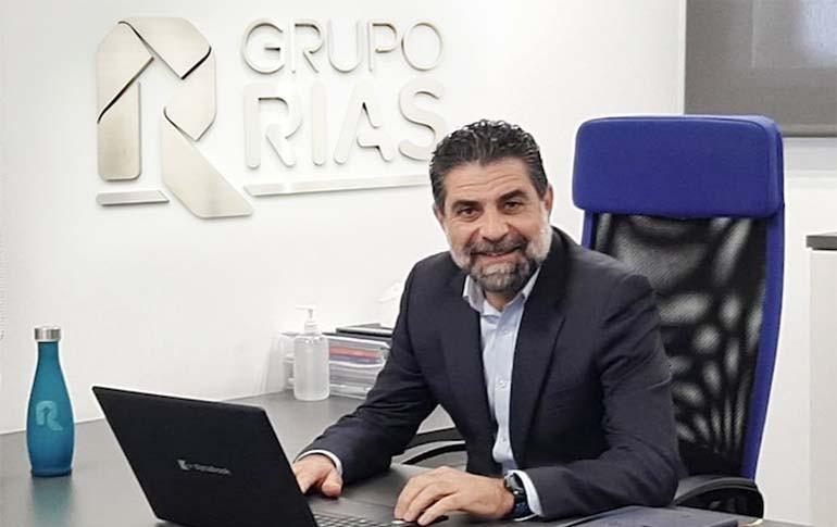 Miguel Salas, nuevo Jefe de Ventas de Grupo Rias