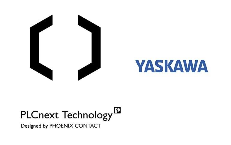 Acuerdo de Yaskawa y Phoenix Contact para la plataforma PLCnext Technology