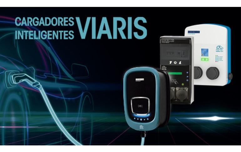 Toda la gama cargadores eléctricos VIARIS de ORBIS en una misma web