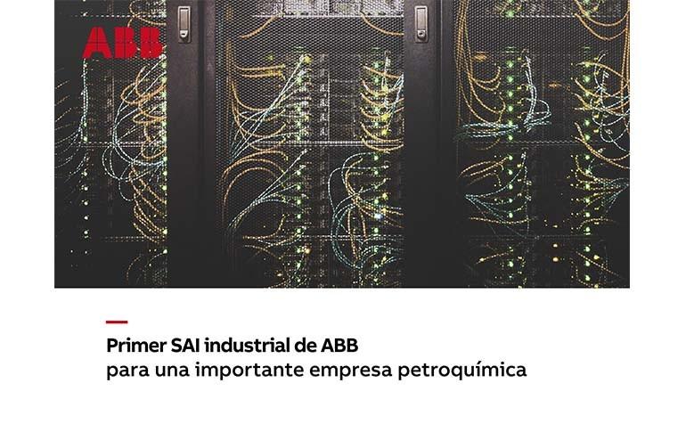 Primer SAI industrial de ABB para una empresa petroquímica en Sudáfrica