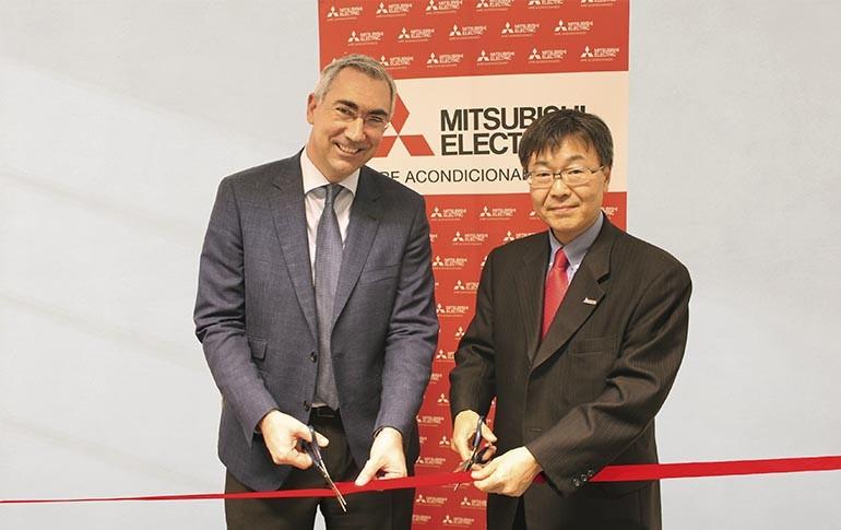 Mitsubishi Electric, comprometida con la formación de los jóvenes