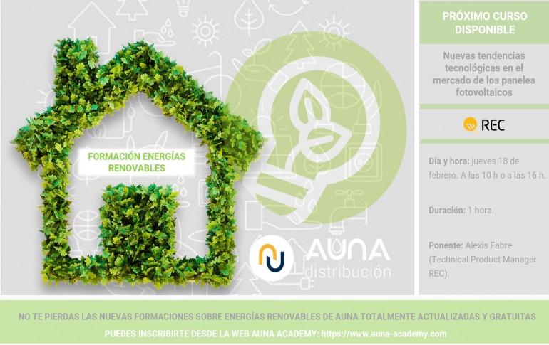 CURSO ENERGÍAS RENOVABLES - Nuevas tendencias  tecnológicas en el mercado de los paneles fotovoltaicos