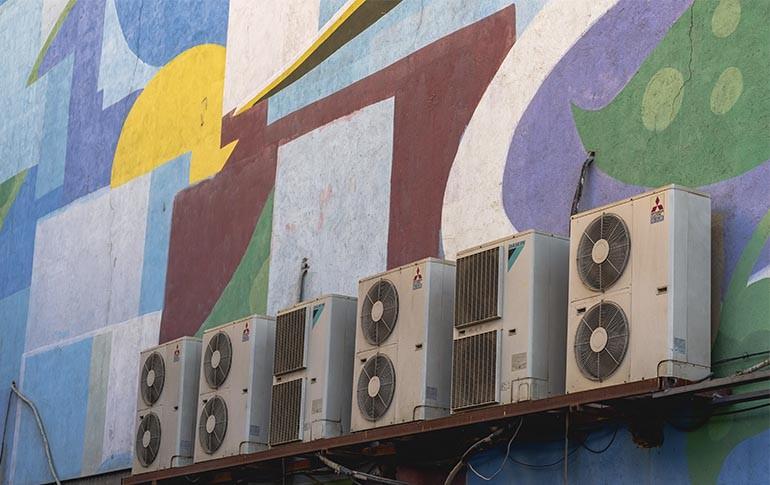 El aire acondicionado mejora la calidad del aire interior