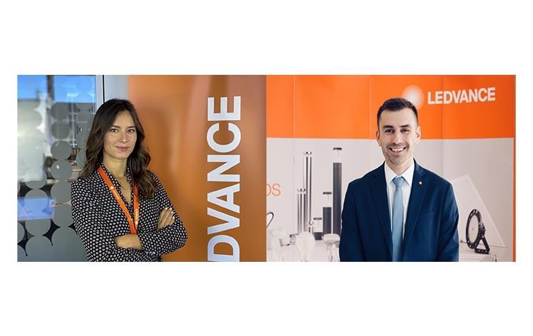 Nuevos nombramientos en las áreas Comercial y Marketing de LEDVANCE
