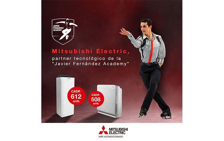 """Mitsubishi Electric, partner tecnológico de la """"Javier Fernández Academy"""""""