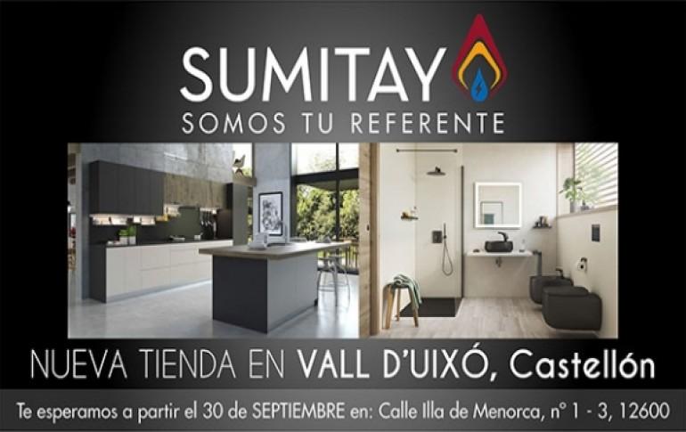 Nueva tienda en Vall D'Uxó de Sumitay